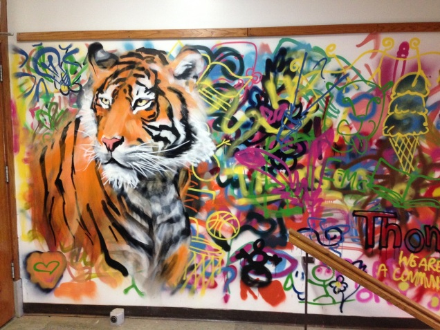 Thomson - Tiger close small